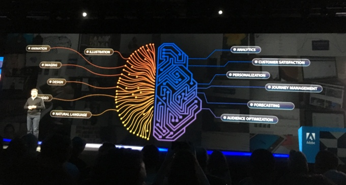 Adobe CTO leads company's broad AI bet