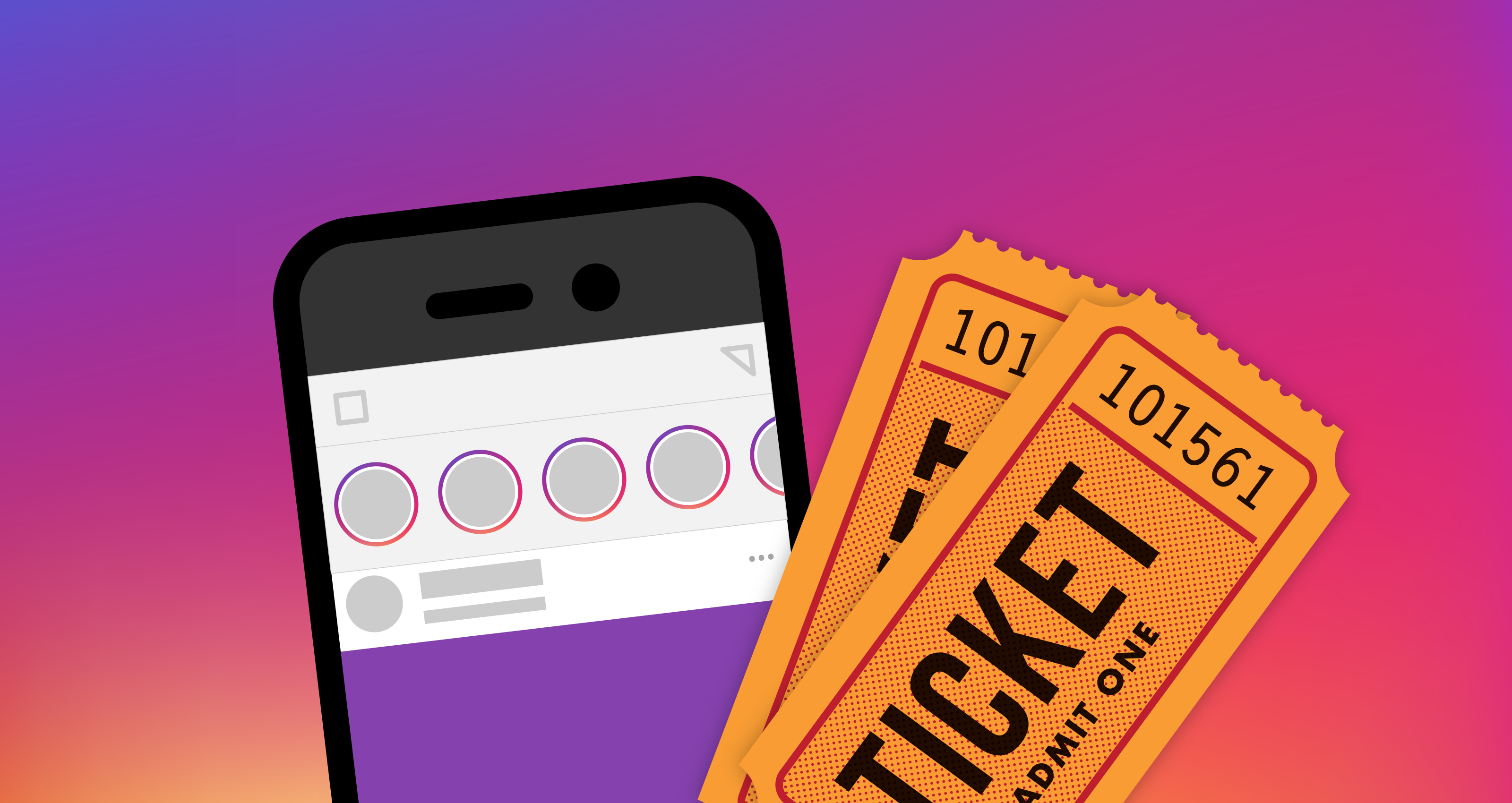 Now you can make reservations and buy movie tickets on Instagram