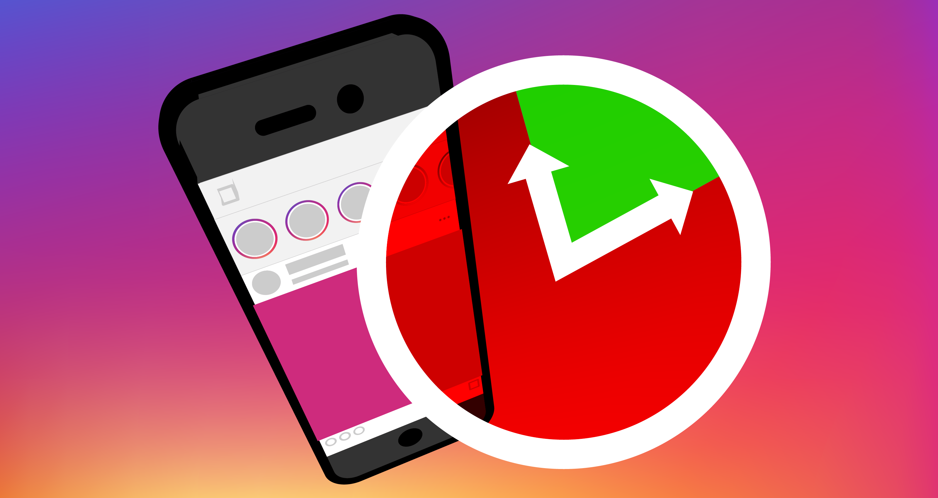 "Instagram says ""you're all caught up"" in first time well spent feature"