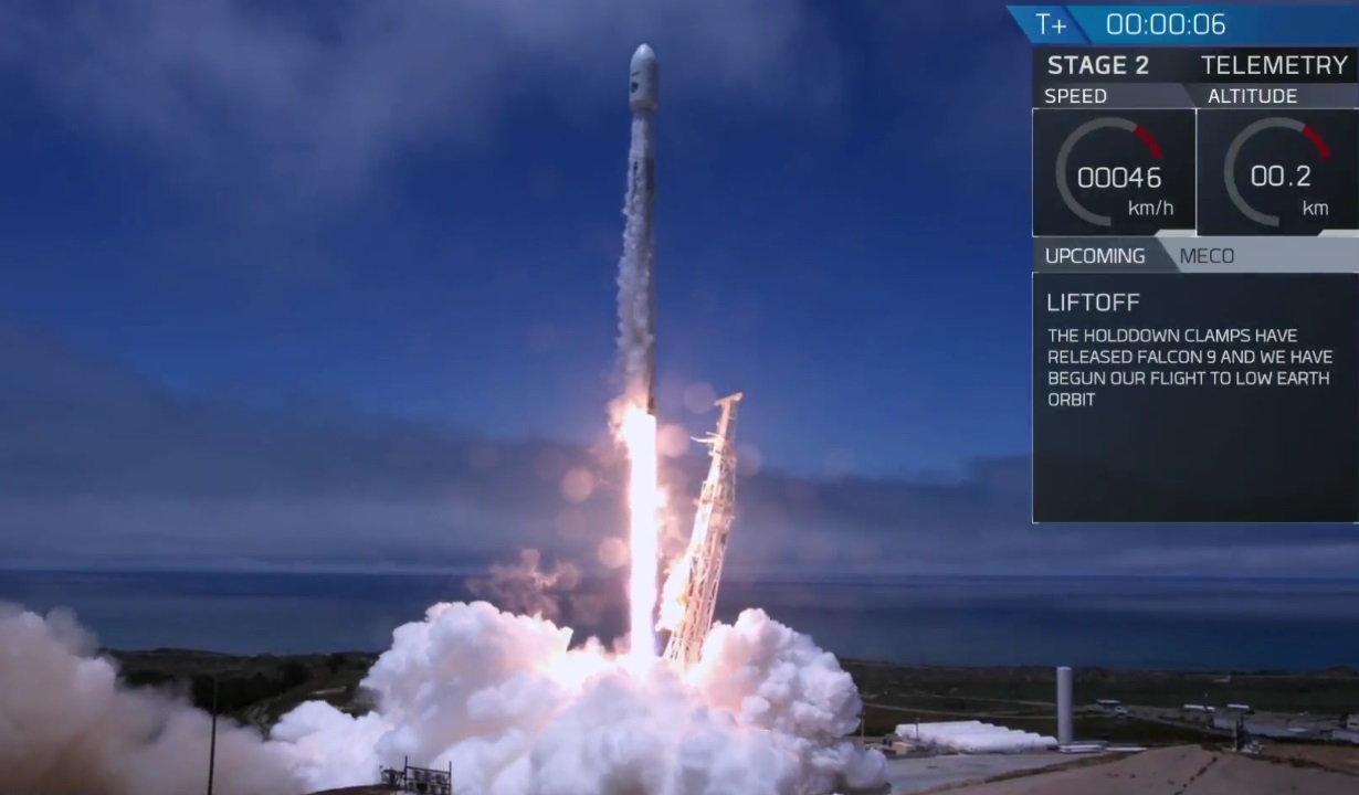 Air Force delays launch as it reviews SpaceX rocket