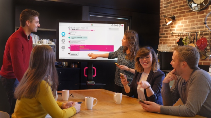 Klaxoon gets $50M to try to make boring meetings more interactive and productive