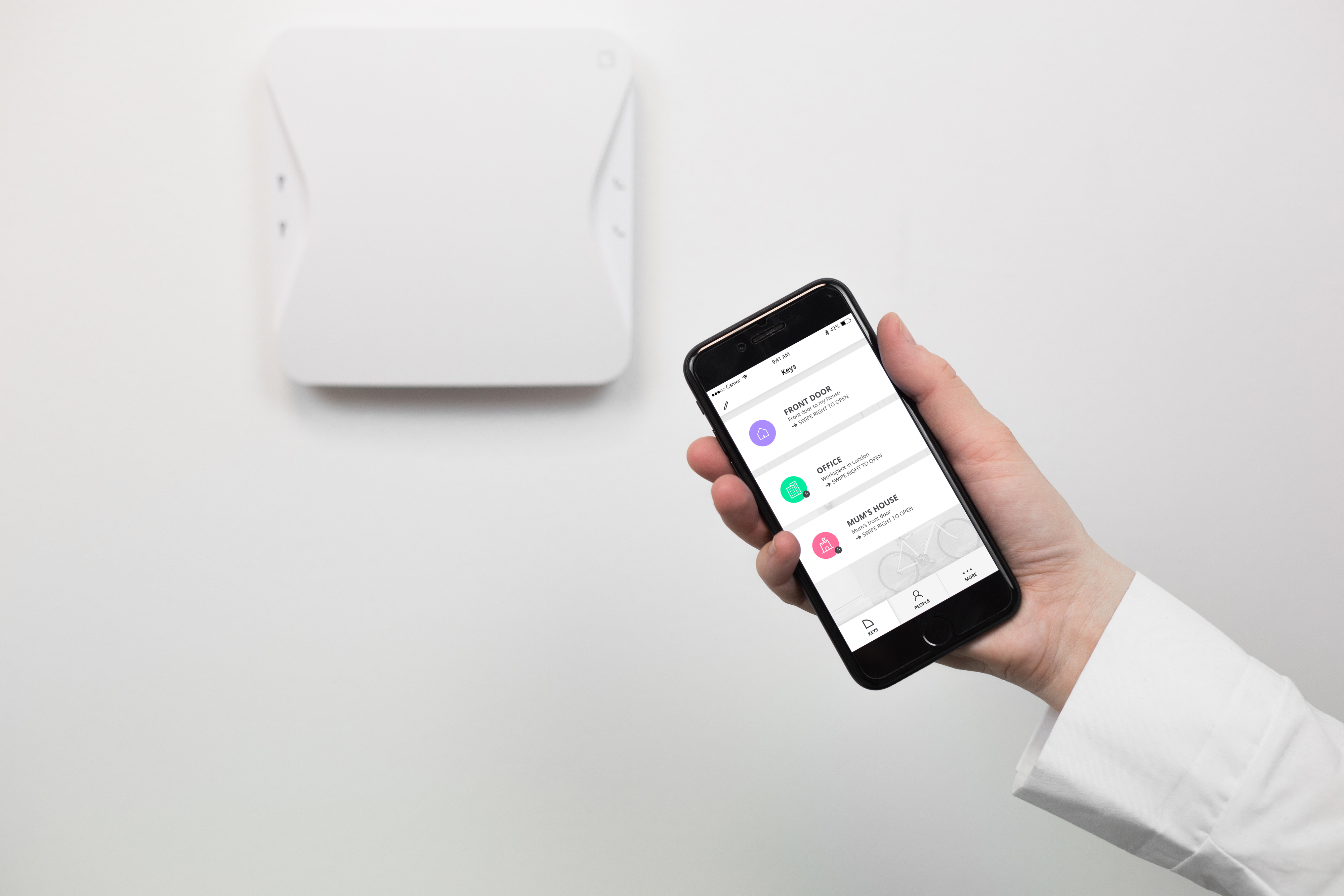 Klevio launches its smart intercom and app that lets you open doors remotely