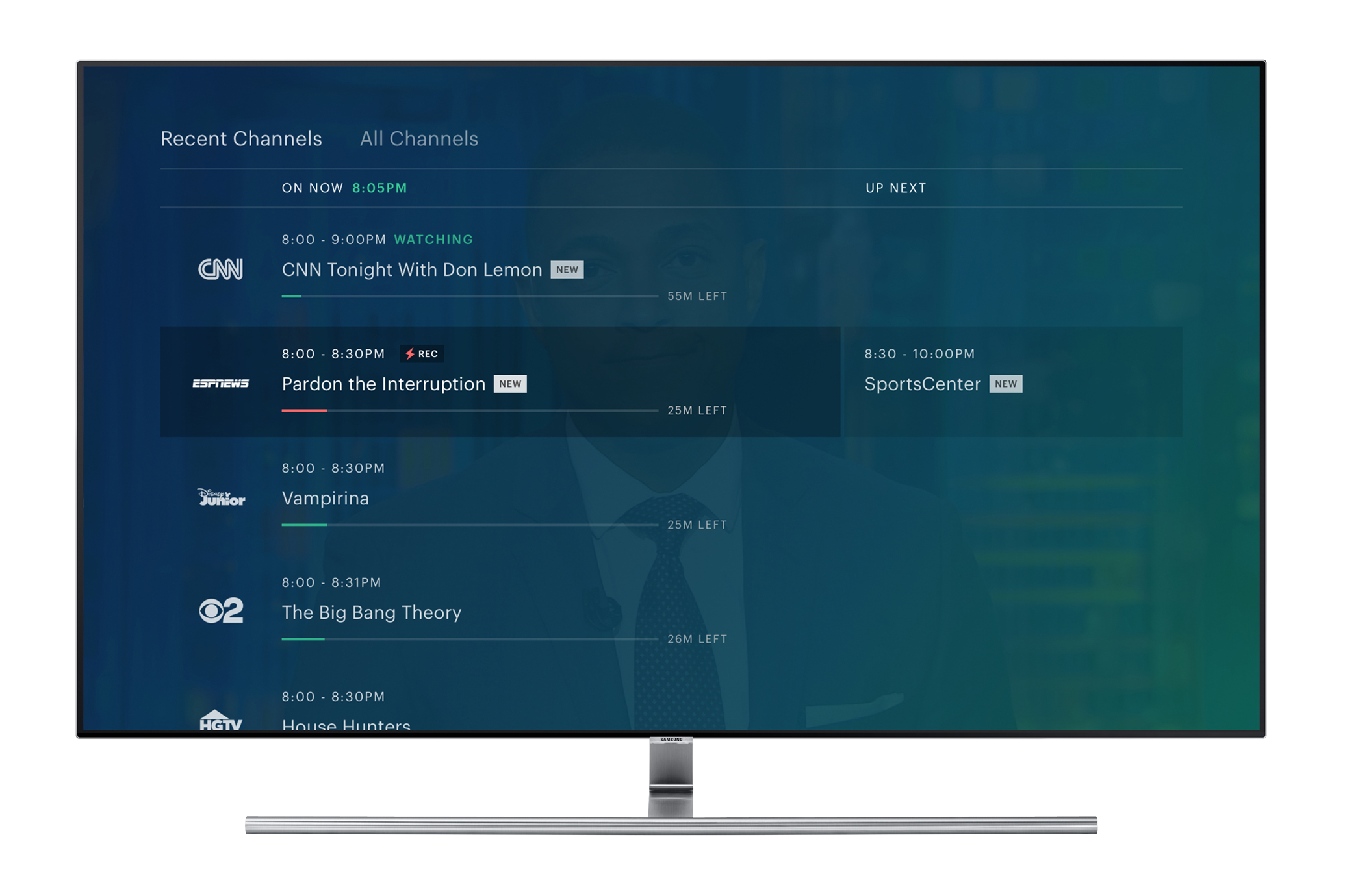 Hulu Launches Live TV Guide