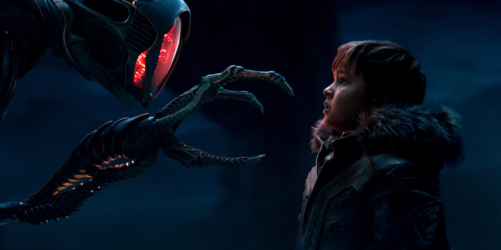 'Lost In Space' renewed for season two by Netflix