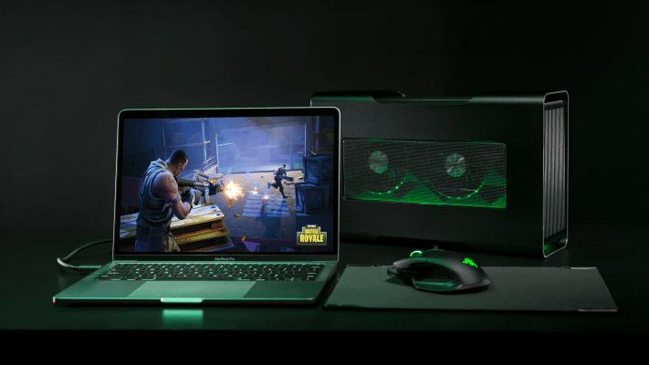 Razer's new external graphics enclosure is...