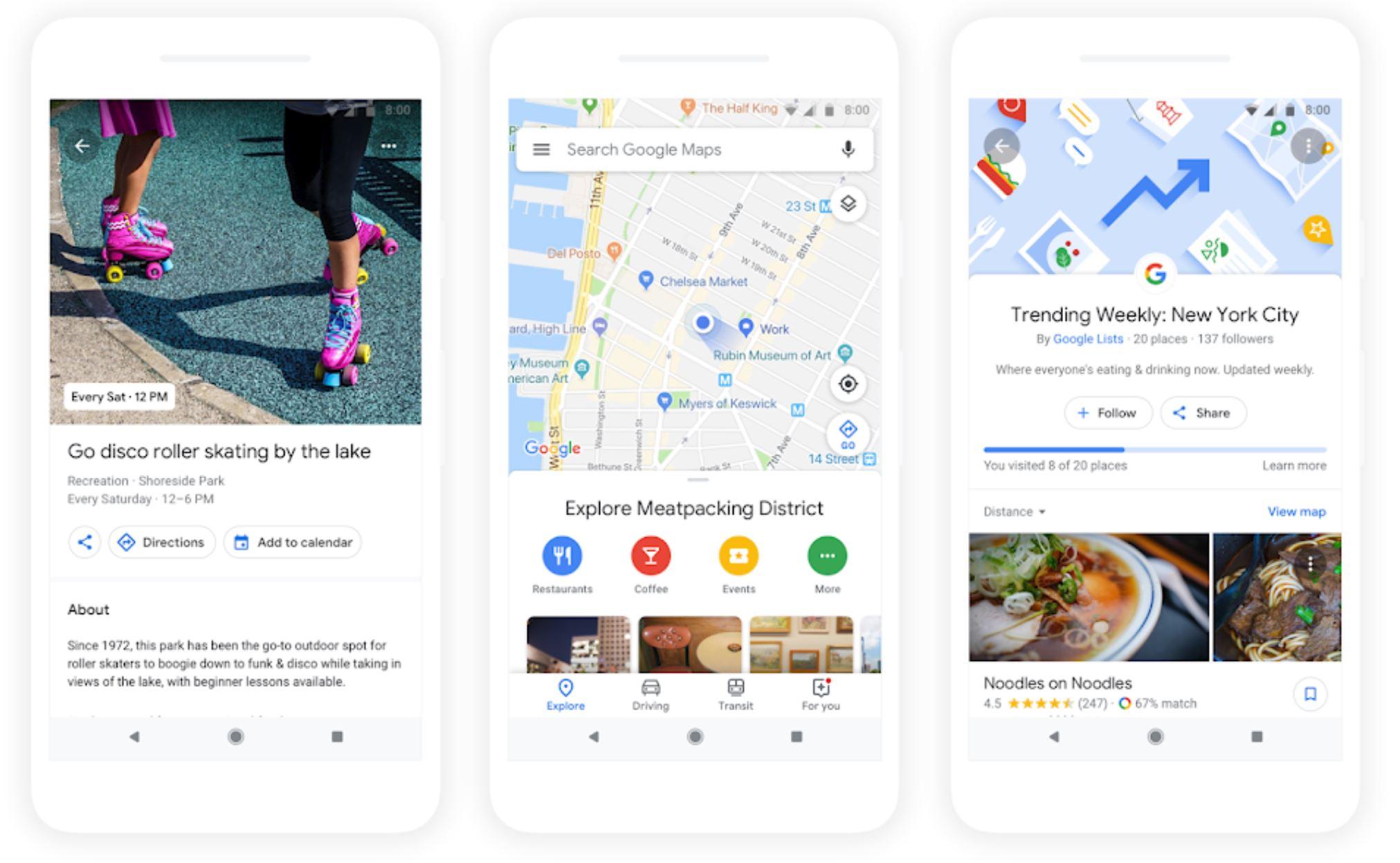 7 điểm nhấn đỉnh trong sự kiện Google I/O 2018 đêm qua