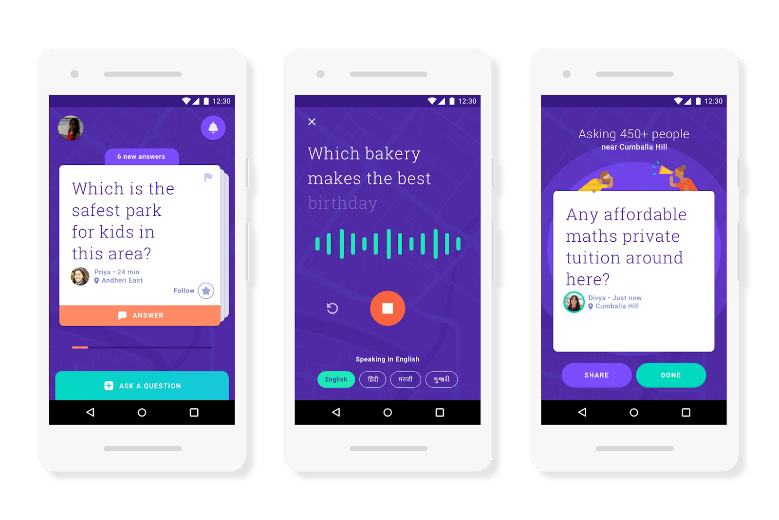 Neighbourly: Google Launches New Community Q&A App for India