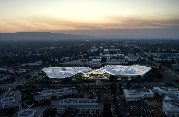 This is the first look at Nvidia's wild new 750,000 sq ft