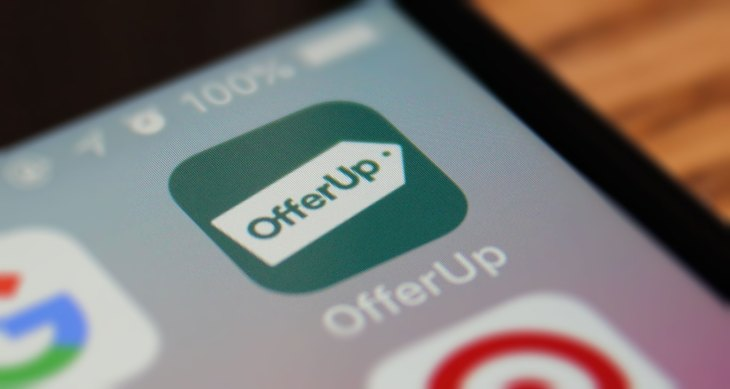 Local marketplace OfferUp takes on eBay with launch of