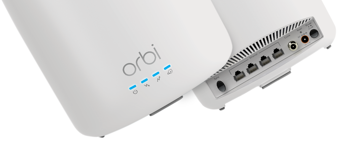 Netgear put a cable modem in latest Orbi wifi router | TechCrunch