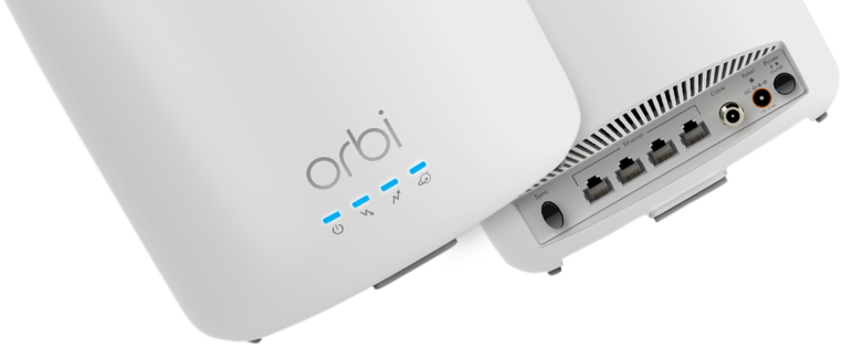 Netgear put a cable modem in latest Orbi wifi router