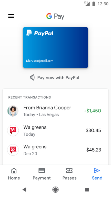 PayPal starts deeper integration with Google