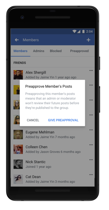 Facebook launches new tools for Group admins, including free