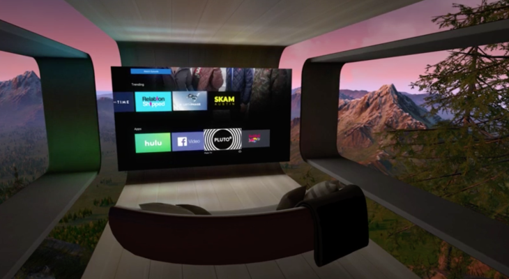Oculus TV is the VR set-top streaming box you never knew you needed
