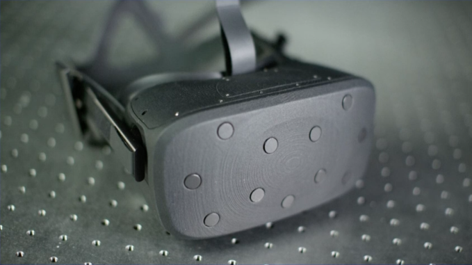 Facebook teases major VR display upgrades with Oculus 'Half Dome' prototype
