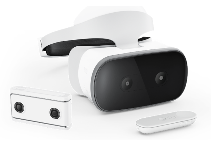 Google's VR180 cameras get their own app that live streams