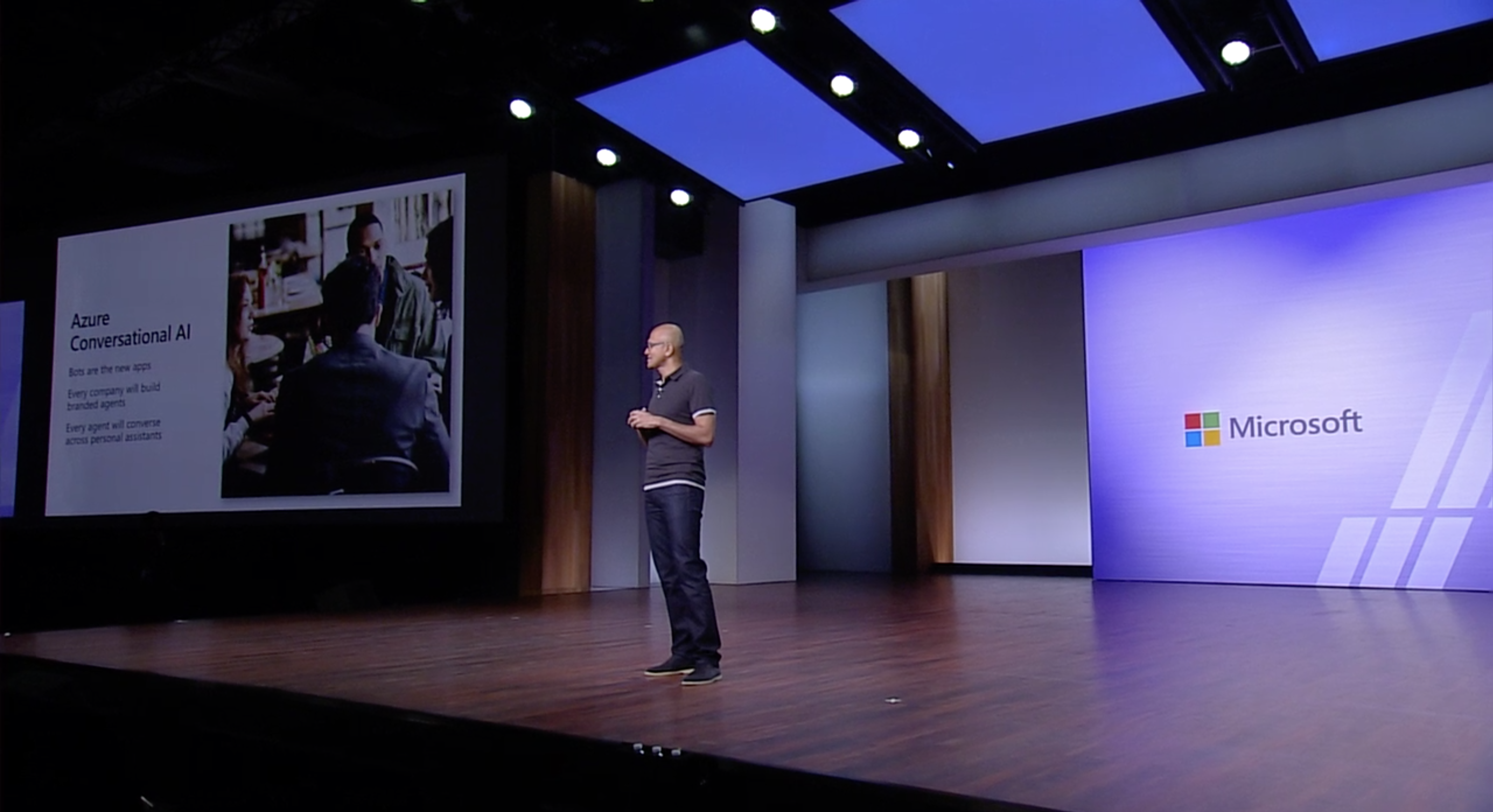 Microsoft Unveils Two Windows 10 iOS Apps at its Build Conference