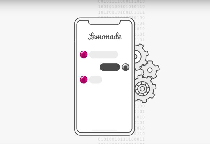 lemonade wants to rewrite the insurance policy itself techcrunch