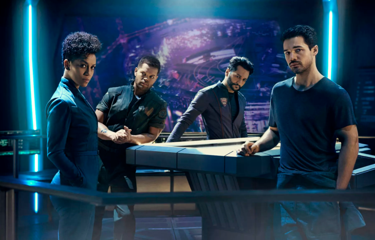 The Expanse' finds a new home on Amazon Prime | TechCrunch