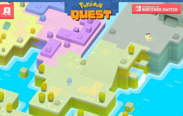 Pokémon Quest hits app store with a jolt screen shot 2018 05 29 at 9 58 37 pm
