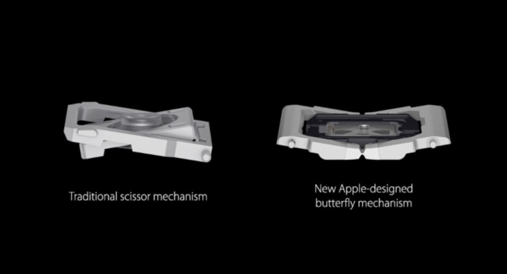 "Apple hit with lawsuit over the ""completely reinvented"" Macbook keyboard it rolled out back in 2015 screenshot 2018 05 12 09 49 29"