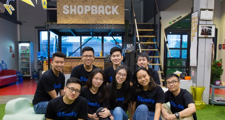 Southeast Asia's ShopBack moves into personal finance with its first acquisition seedly shopback
