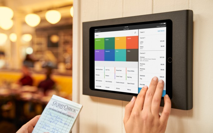 Square launches restaurant point-of-sale platform | TechCrunch