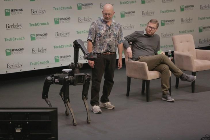 Boston Dynamics will start selling its dog-like SpotMini