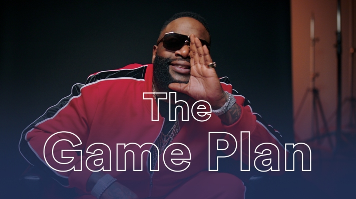 Spotify launches 'The Game Plan,' a 10-part educational video series for artists the game plan rick ross 02