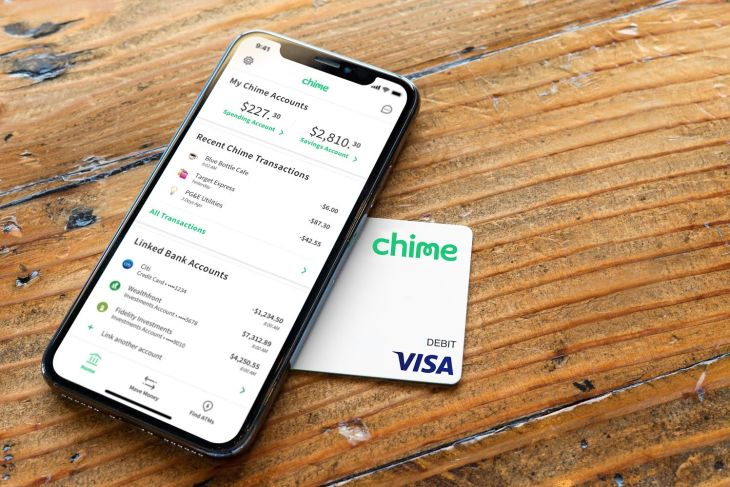 no fees mobile bank chime raises 70m series c valuing its business