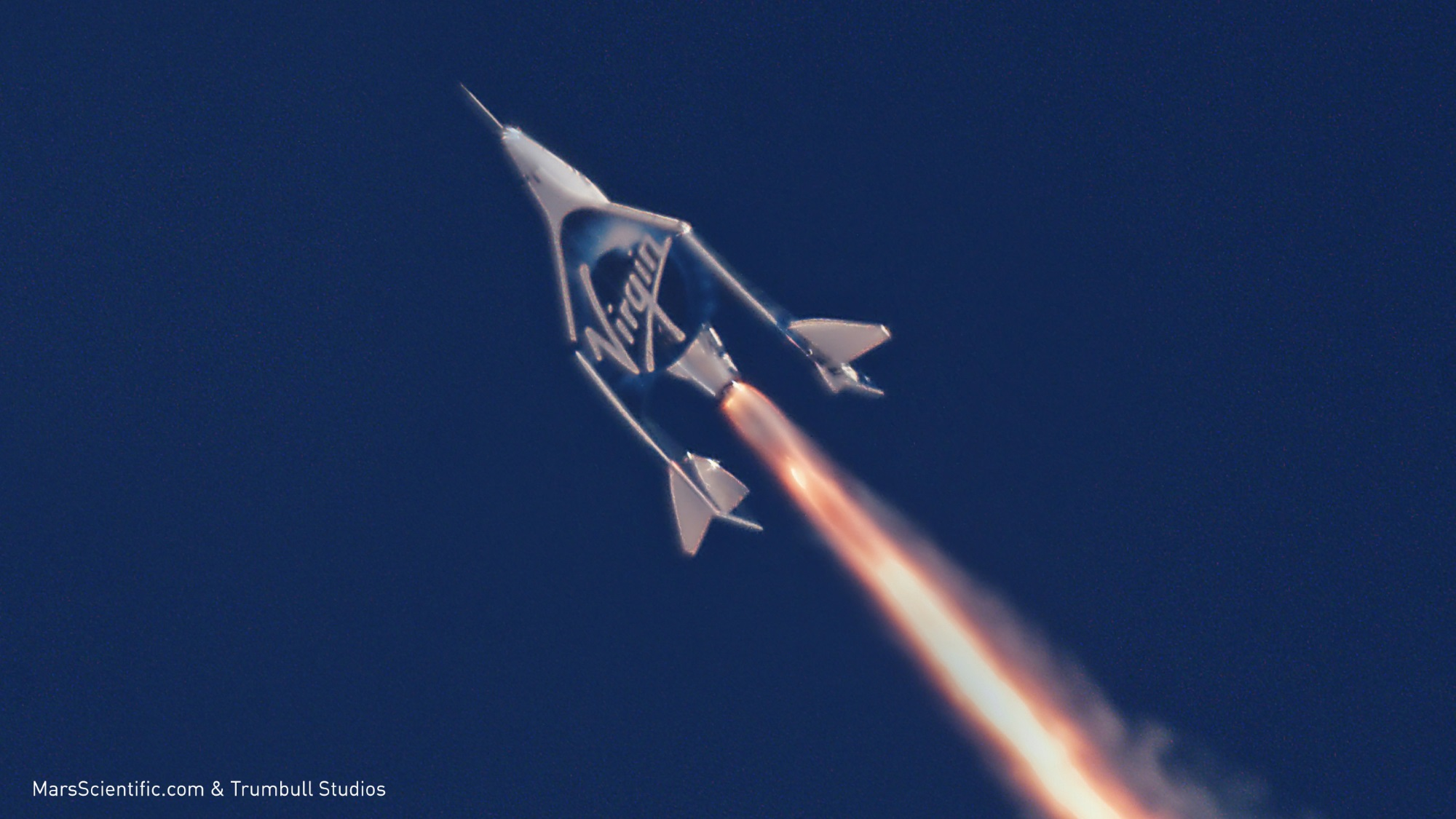 Virgin Galactic is 'coming home' to Spaceport America in New Mexico