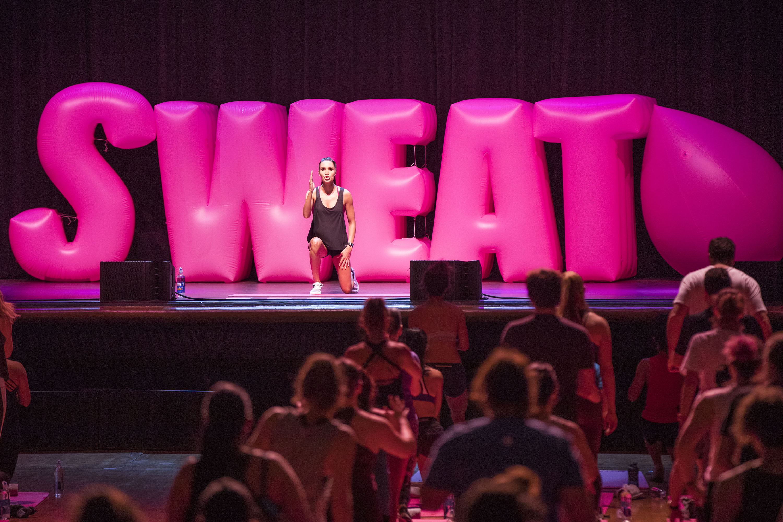 Kayla Itsines' Sweat app will rake in $77 million this year