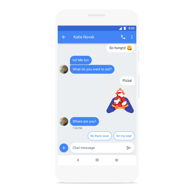 Android users can now message from the web | Tech News 2