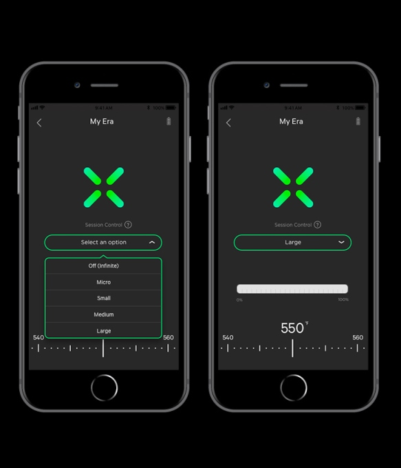 PAX introduces Session Control to let novice users control their intake