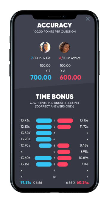 Bet money on yourself with Proveit, the 1-vs-1 trivia app | TechCrunch