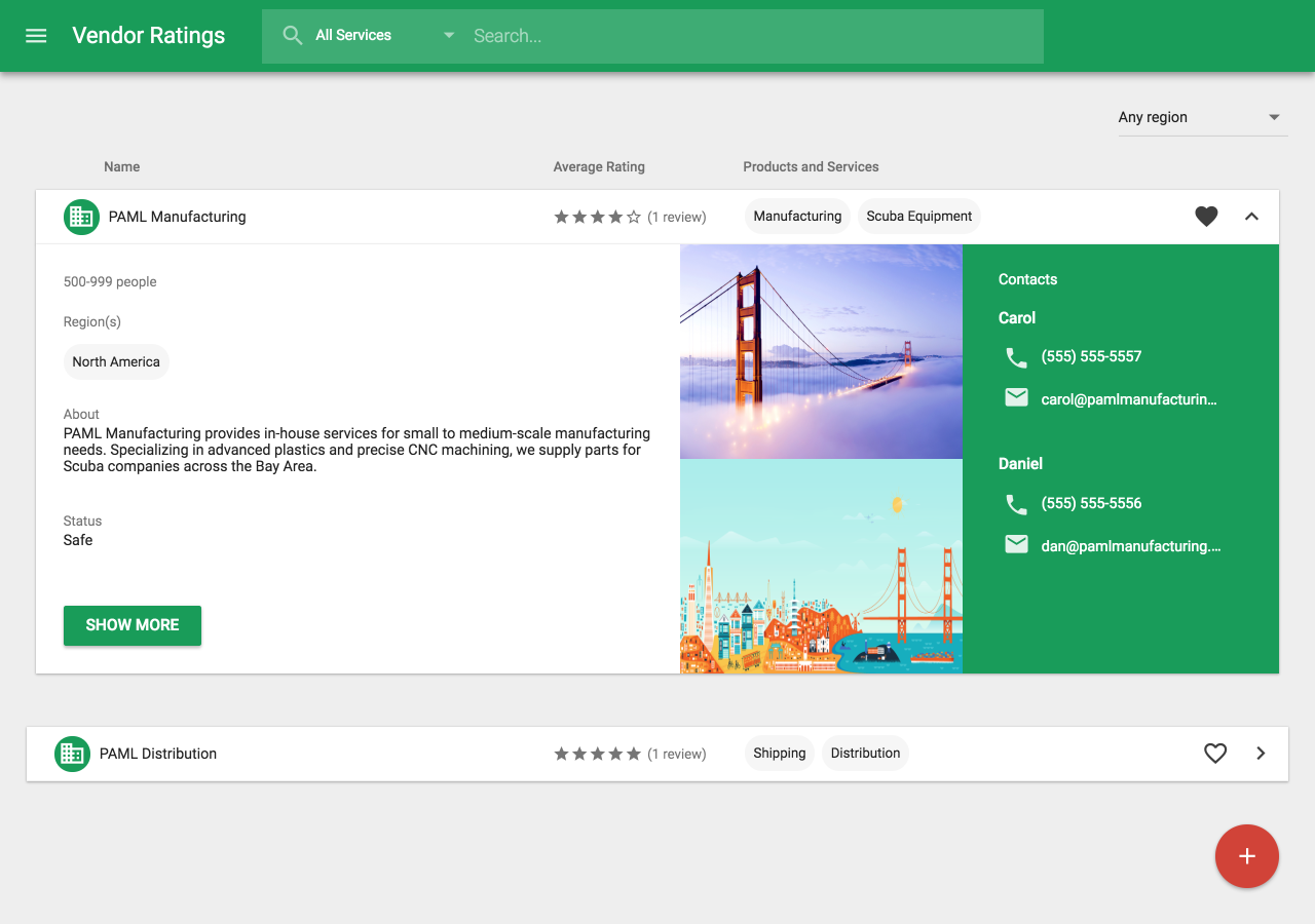 App Maker, Google's low-code tool for building business apps, comes