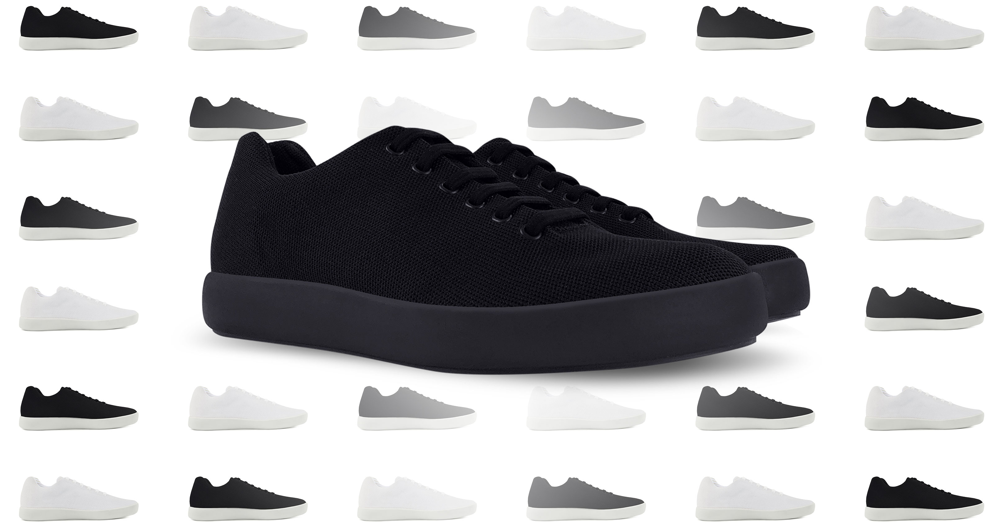 Meet Atoms, the minimalist startup shoes you'll actually