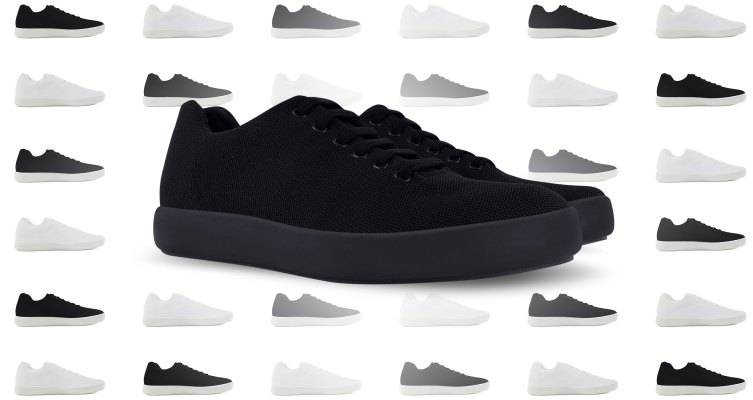 new style 21512 7de54 Meet Atoms, the minimalist startup shoes you ll actually wear   TechCrunch