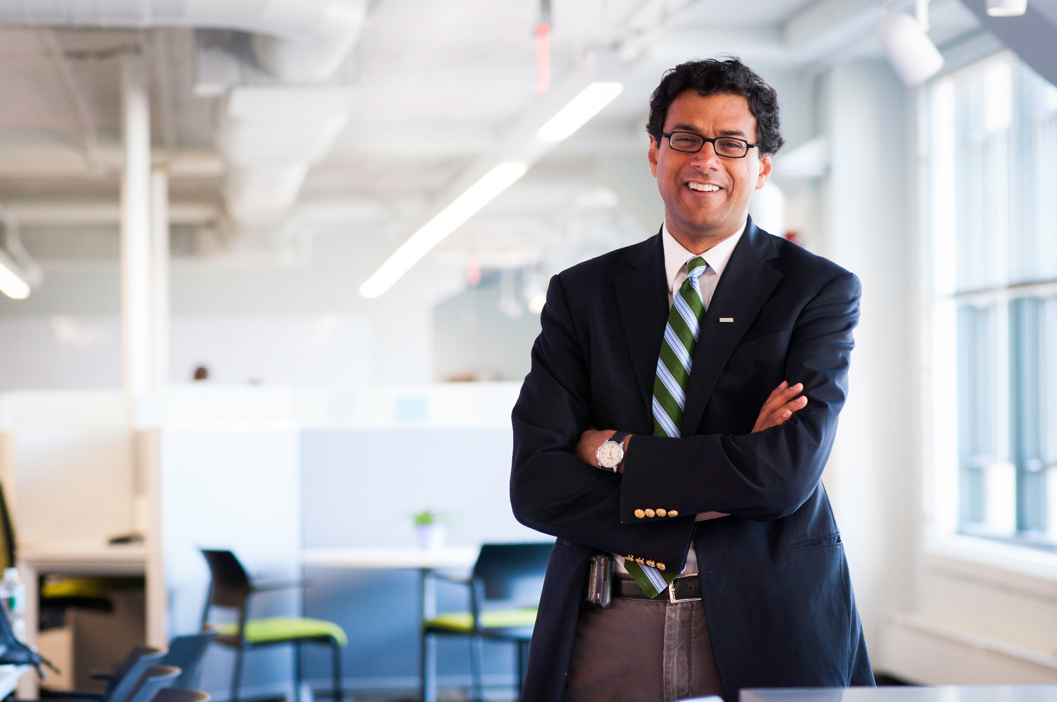 Atul Gawande Will Lead a Billionaire-Backed Health Care Company in Boston