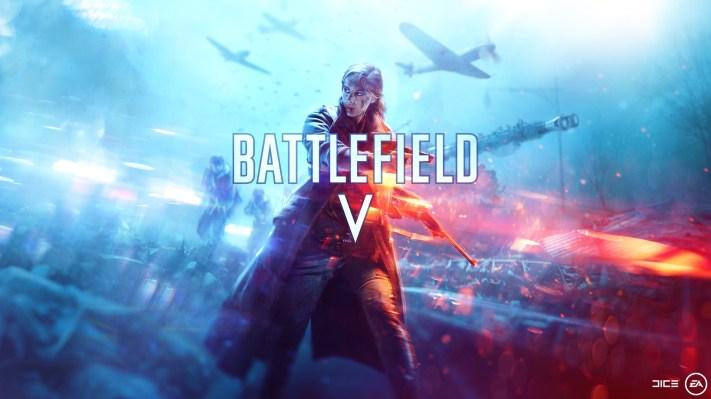 Here's what EA announced at E3 2018 BFV CampaignArt StandardBoxArt  wLogo