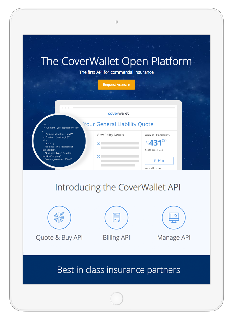 CoverWallet looks to make it easy for businesses to get commercial insurance