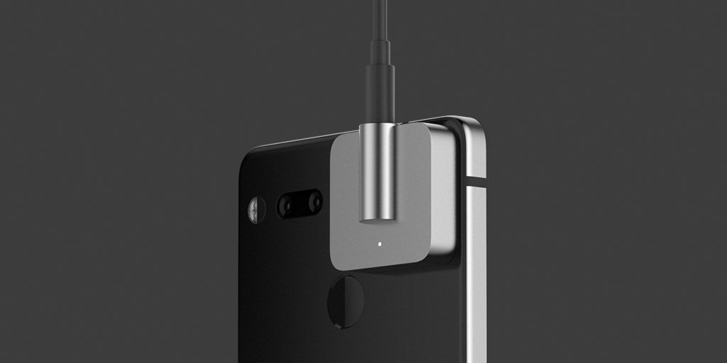 Essential's second modular accessory is a headphone jack
