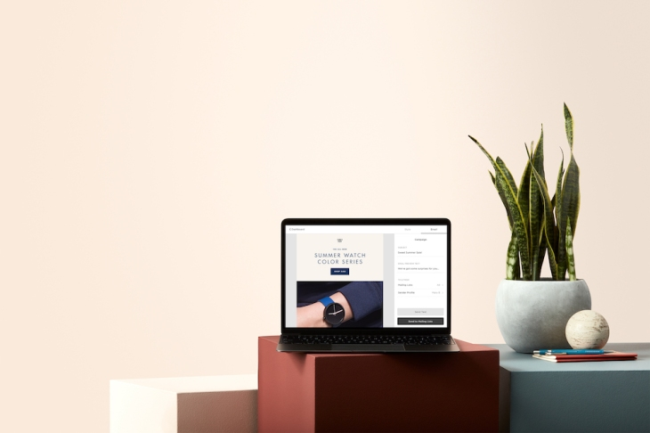 squarespace expands its website building platform with email