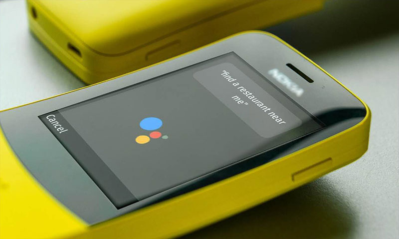Google buys KaiOS to put Assistant, apps in feature phones