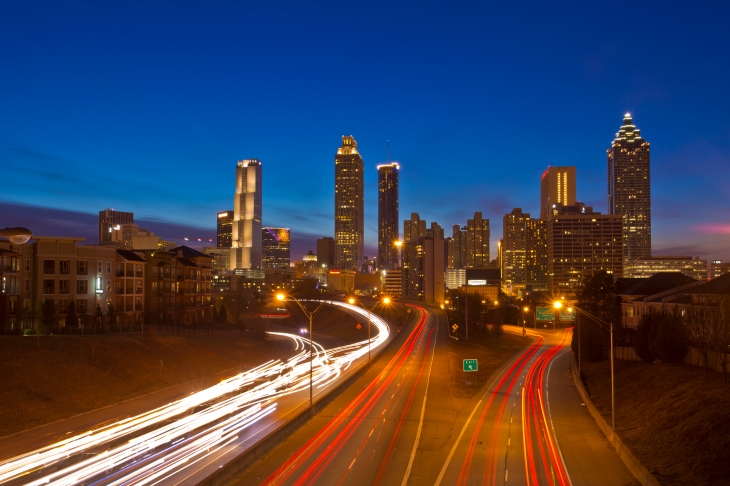 Speed Dating à Atlanta 18 +