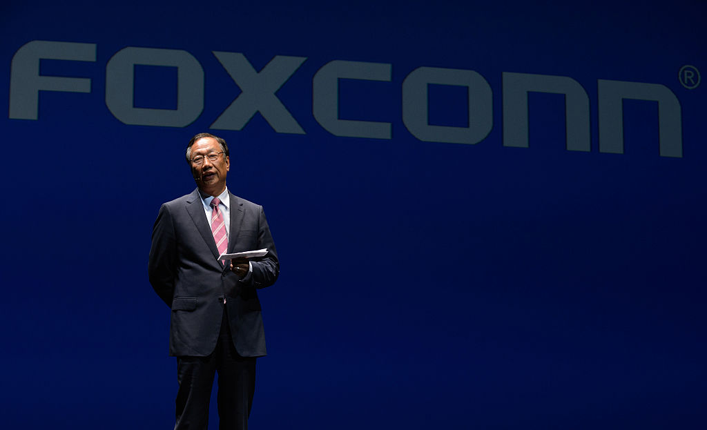 Foxconn says investigating labor conditions at China factory used for Amazon