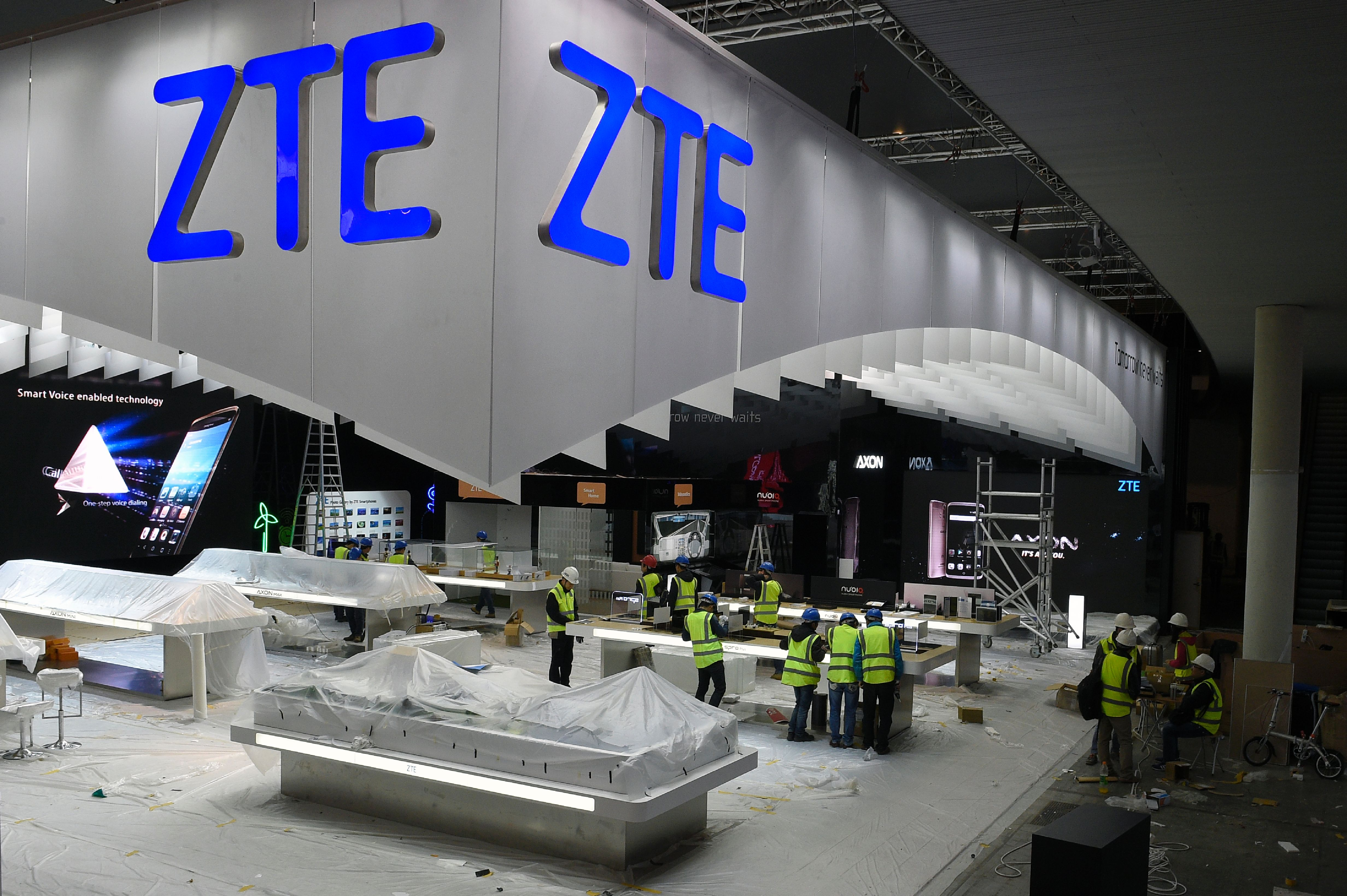 USA to Lift Sanctions Against ZTE (After it Pays $1.4B)