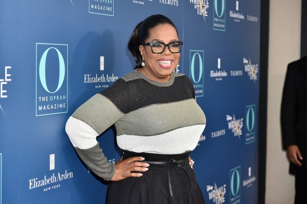 Apple and Oprah sign a multi-year partnership on original content GettyImages 928875580