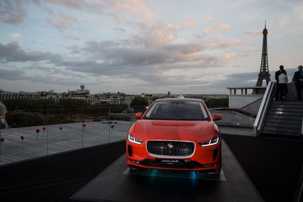 From electric charging to supply chain management, InMotion Ventures preps Jaguar for a sustainable future - techcrunch