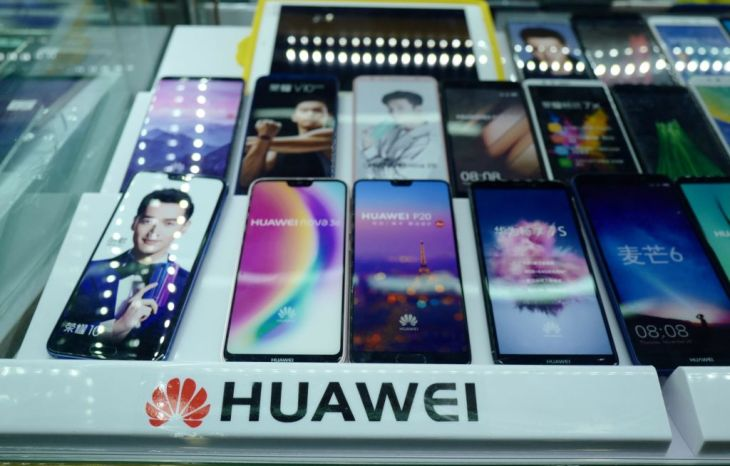 Huawei caught cheating performance test for new phones